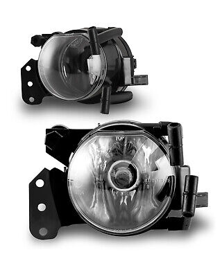 $31.20 • Buy For 03-06 BMW E46 3 Series Coupe W/o Sport Package Models Fog Lights Clear Pair