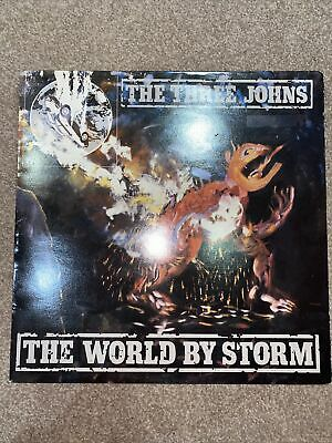 £9.99 • Buy The Three Johns – The World By Storm - LP Vinyl Record