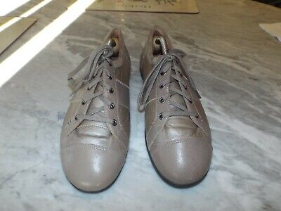 AU25 • Buy Ziera Sports Shoes - Coffee Colour Leather  Size 40 Or 9