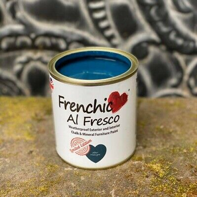 £9.95 • Buy Frenchic Furniture Paint. Al Fresco. After Midnight. 250ml. Brand New.