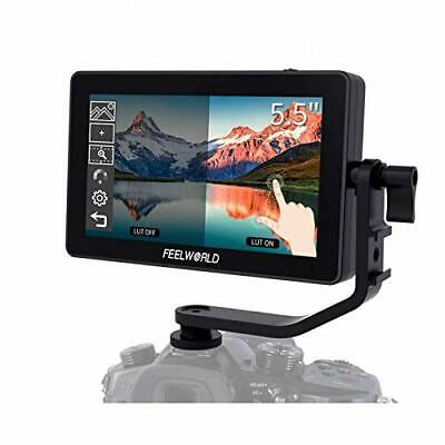 AU403.09 • Buy F6 Plus DSLR On Camera Field Monitor 5.5 Inch Touch Screen 3D Lut