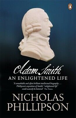 AU35.86 • Buy NEW BOOK Adam Smith - An Enlightened Life By Phillipson, Nicholas (2011)