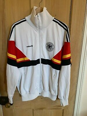 1988-90 West Germany Adidas Track Jacket (Very Good) US XL. Rare Collectable • 73£