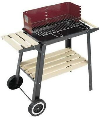 Landmann Barbecue Charcoal Wagon Portable BBQ Outdoor Cooking Brand New  • 49.99£