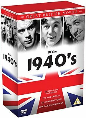 £19.67 • Buy 1940s Great British Movies Collection (4 Films) Dvd [uk] New Dvd