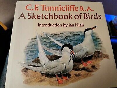 A Sketchbook Of Birds By C.F.Tunnicliffe • 6£