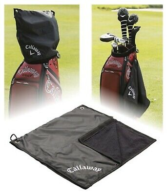 £24.99 • Buy ***NEW*** Callaway Waterproof Rain Hood With Towel. PGA Seller.