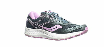 $ CDN37.98 • Buy Saucony Womens Cohesion 12 Slate/Violet Running Shoes Size 6.5 (1476044)