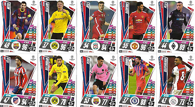 £1.99 • Buy TOPPS Match Attax On Demand 20/21  Group Stage Heroes Single Cards Choose