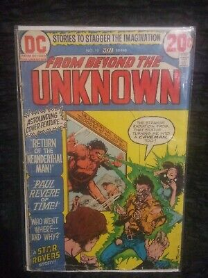 £2.83 • Buy From Beyond The Unknown 19. DC. BACKED/SLEEVED