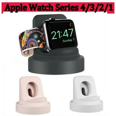 AU14.50 • Buy Charger For Apple Watch Series 4/3/2/1 Charging Conversion Dock Stand Bracket US