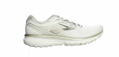 $ CDN101.27 • Buy Brooks Womens Ghost 12 White/Grey/Champagne Running Shoes Size 8 (1685551)