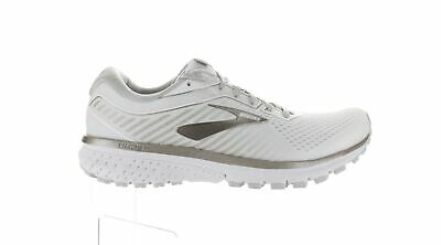 $ CDN101.27 • Buy Brooks Womens Ghost 12 White/Grey/Champagne Running Shoes Size 9 (1686679)