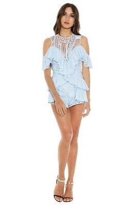 AU170 • Buy Alice McCall Playsuit  Size 10