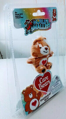 £23.99 • Buy 'Tenderheart Bear'One Of The World's Smallest Care Bears All New Sealed FREE P&P