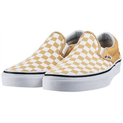 £31.20 • Buy WAS £52 - NOW - £31.20 - Vans Checkerboard Classic Slip-On Unisex Adult Trainers