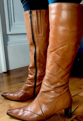 £20 • Buy Clarks 5.5 Leather Tan Boots