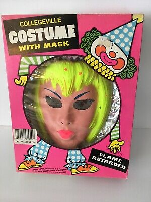 $ CDN27.77 • Buy Vintage Collegeville Halloween Costume Princess Boxed