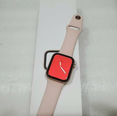 AU345 • Buy Apple Watch Series 4 44mm Gold Aluminum Color - GPS, Cellular