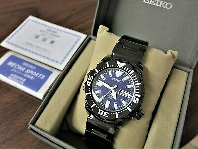 $ CDN677.57 • Buy SEIKO SZEN010 Purple Night Monster 7s26 03G0 Automatic Diver Good Condition