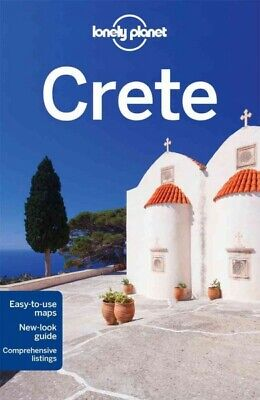 Lonely Planet Crete, Paperback By Lonely Planet Publications; Averbuck, Alexi... • 20.06£