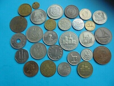£25 • Buy Middle East / Arabic Coins, As Shown.