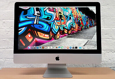 🍏Apple IMac A1311 2011 21.5  ✔Upgraded! Core I5 2.7GHz, ✔Brand New KINGSTON SSD • 399£