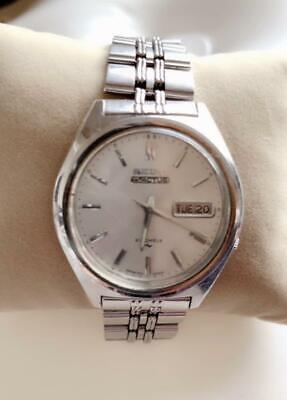 $ CDN143.68 • Buy Vintage Seiko 5 Actus 7019-8010 Automatic 21Jewels Mens Watch