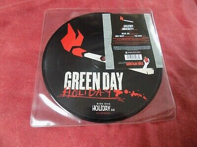 £15 • Buy GREEN DAY Holiday 7  Pic Disc 1990's INDIE EX