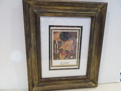 $ CDN31.27 • Buy Gustav Klimt  The Kiss  Signed And Framed