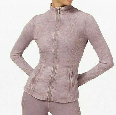 $ CDN119 • Buy LULULEMON Define Jacket *Ice Dye Size 10 Ice Wash Violet Verbena NWT Sold Out