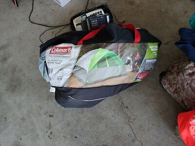 AU90.84 • Buy  Coleman Flatwoods 8 Person Dome Tent & Carry Bag Super Condition
