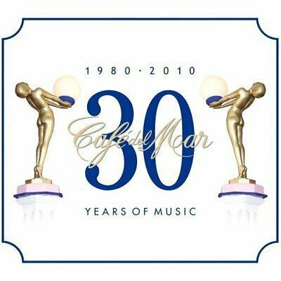 £4.72 • Buy Cafe Del Mar 30 Years - Various Artists [cd]
