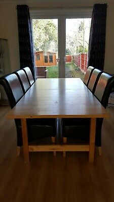 Ikea Norden Extendable Dining Table • 60£
