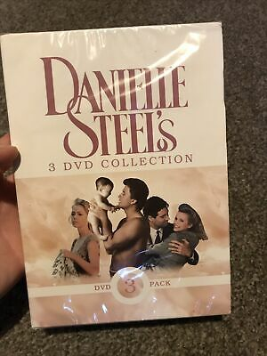 Danielle Steel's Daddy - 3 DVD Box Set - BRAND NEW - FREE POSTAGE • 6.99£