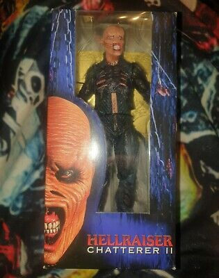 Neca Hellraiser Chatterer II Exclusive Limited Edition Boxed Figure 7  (17cm)  • 50£