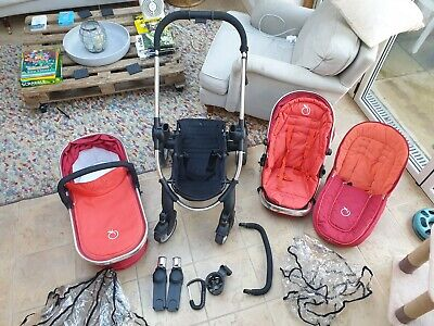 ICandy Peach Baby Pram And Accessories • 76£