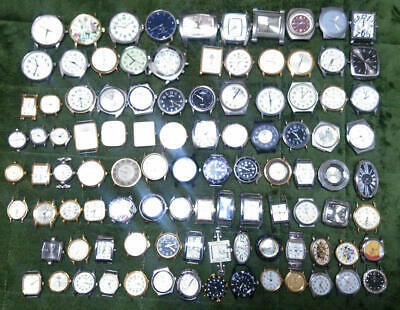 $ CDN535.74 • Buy Lot Of 85 Wristwatches All Working Products Bulk Sale