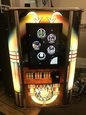Nsm Digital Touchscreen Jukebox Machine Chameleon • 595£