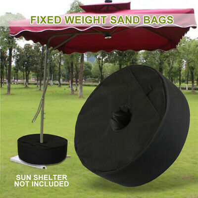 AU12.99 • Buy Fixed Weight Sand Bags Gazebo Outdoor PopUp Marquee Tent  Sun Umbrella Shelter