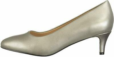 Trotters Women's Shoes Fab Round Toe Classic Pumps, Pewter, Size 8.0 R5rJ • 11.78£