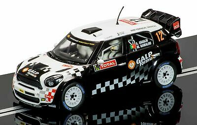 Scalextric - C3385 Mini Countryman WRC Araujo - NEW • 34.99£
