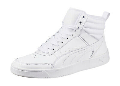 AU57.95 • Buy Puma ReboundStreet Mid-Top Sneakers Athletic Lace Up Shoe Mens Womens Unisex NEW
