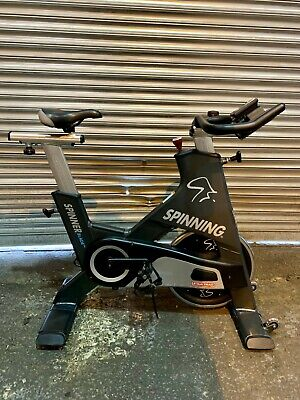 £1050 • Buy Startrac Blade Ion Commercial Spinning Spin Bike With Console