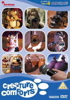 £1.25 • Buy DISC ONLY ....Creature Comforts Series 1, Part 1 (DVD) (2003)