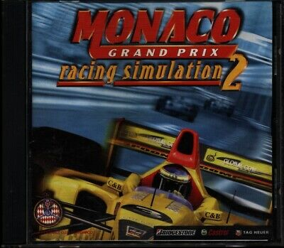 Monaco Grand Prix: Racing Simulator 2 PC Game • 3.99£