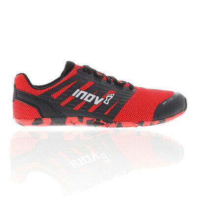 $148.95 • Buy Inov8 Mens Bare-XF 210 V3 Training Gym Fitness Shoes Trainers Sneakers Red