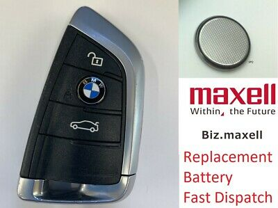 £2.99 • Buy BMW X1 X3 X5 5 7 F Series - REPLACEMENT BATTERY For Remote Key Fob Fast Dispatch