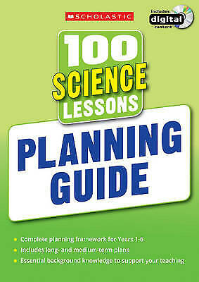 £6.95 • Buy 100 Science Lessons: Planning Guide By Scholastic (Mixed Media Product, 2013)