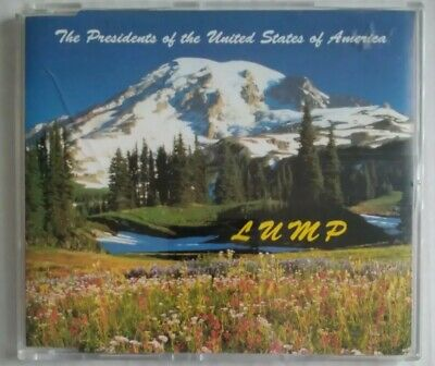 THE PRESIDENTS OF THE UNITED STATES OF AMERICA - LUMP (1995) CD Single PopLlama • 3.99£